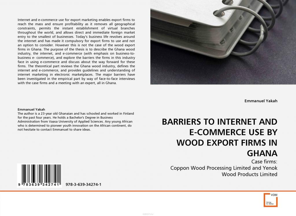 10 barriers to ecommerce and their E-commerce – new opportunities, new barriers a survey of e-commerce barriers in countries outside the eu kommerskollegium 2012:4 app.